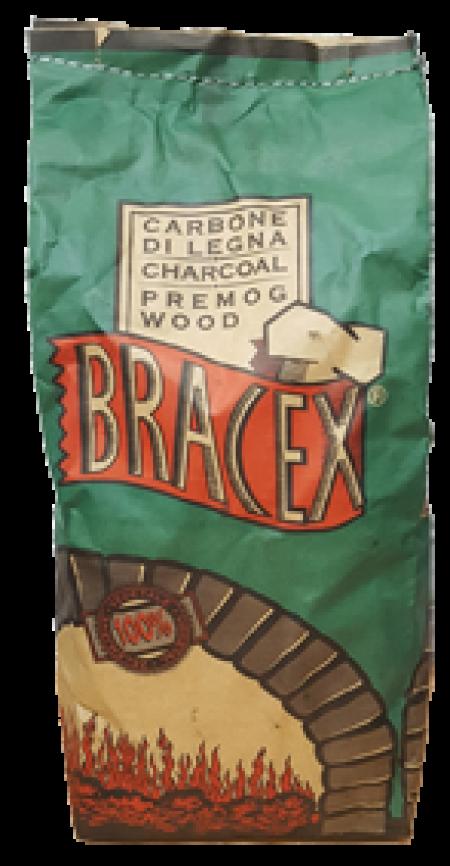 OGLJE LESNO BRACEX 3KG - AGROLIT
