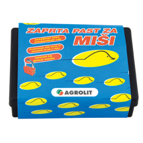 PAST ZA MIŠI - BOX - AGROLIT